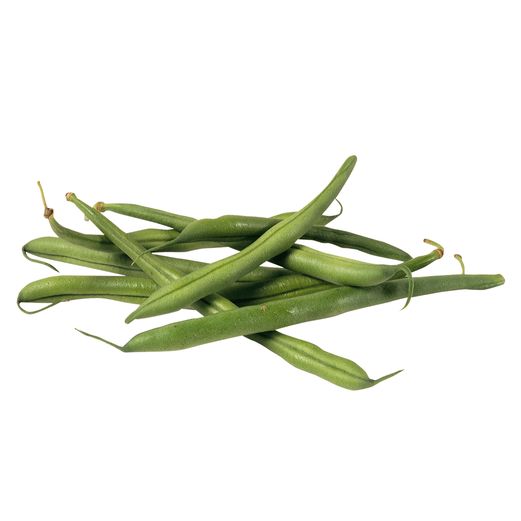 french beans square