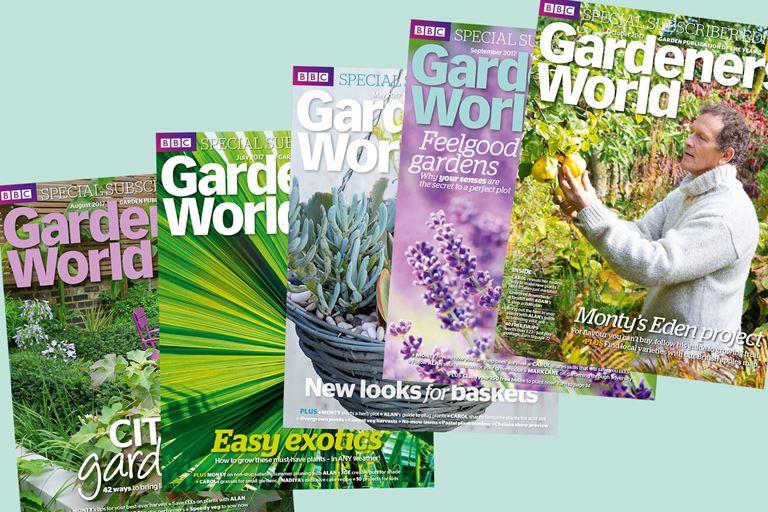 Bildresultat för gardeners world magazine march 2018