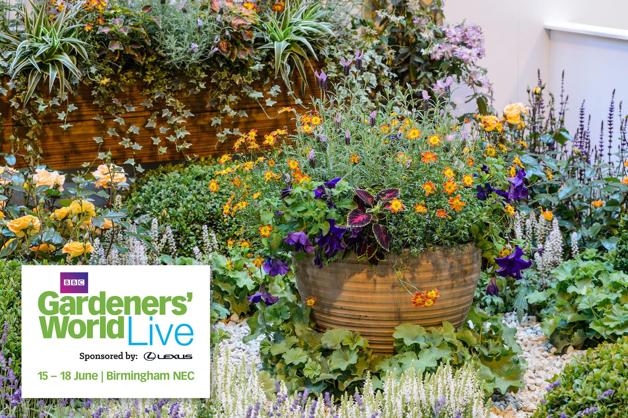BBC Gardeners' World Live 2017