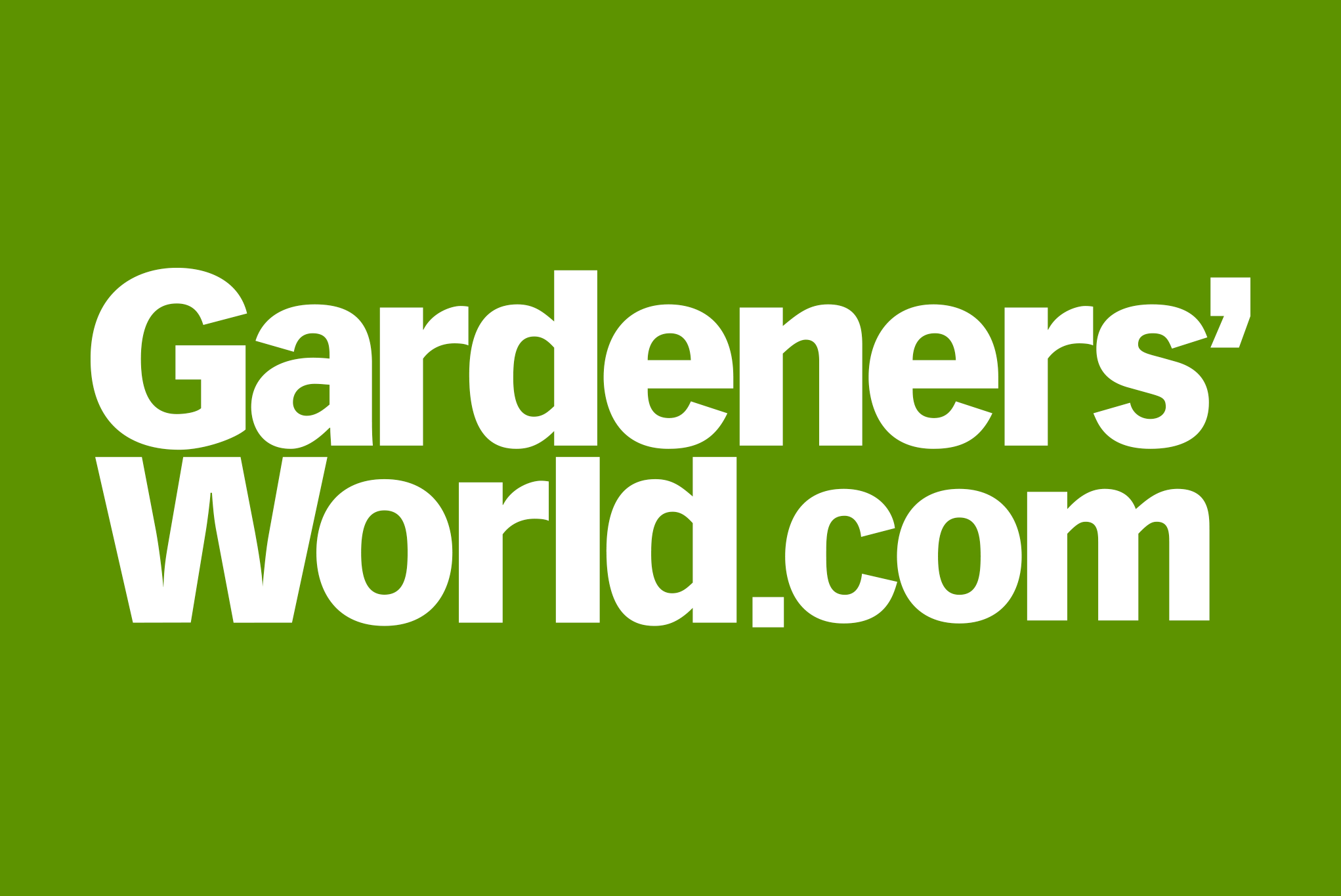gardenersworld.com website logo