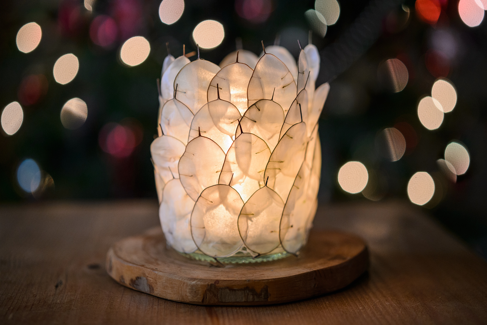 Make an Honesty Tealight Holder