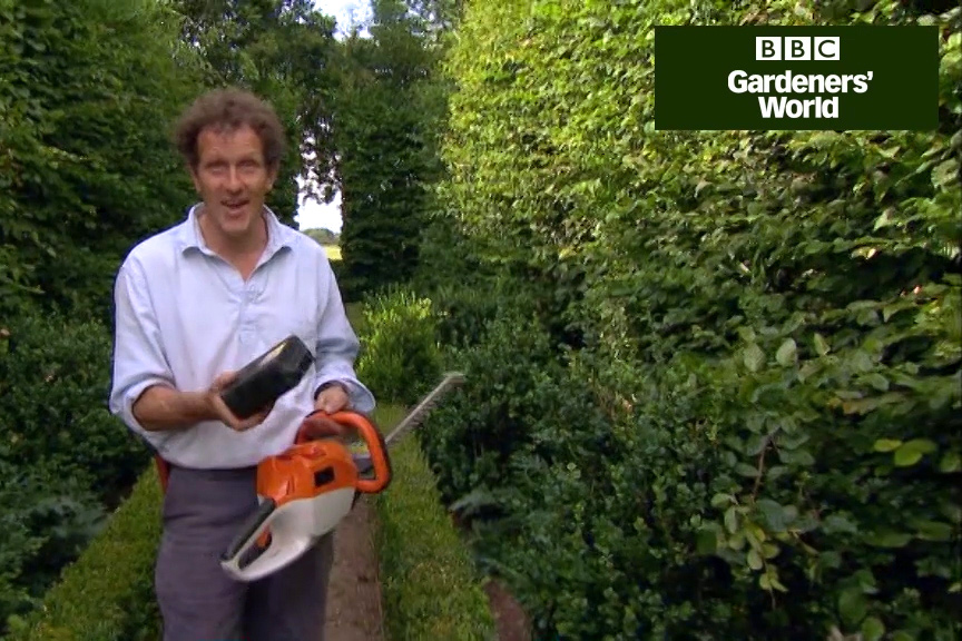 How to choose a hedgetrimmer video