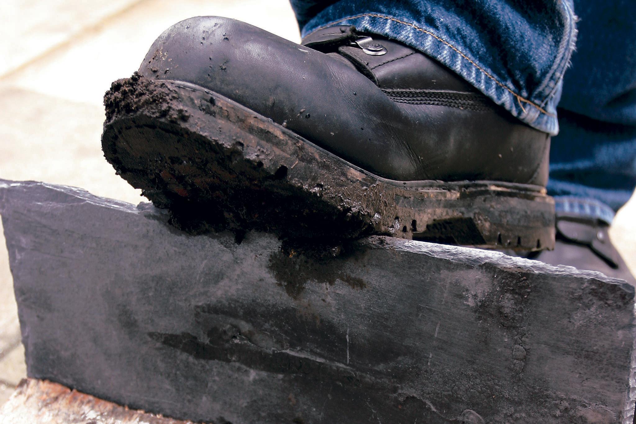 Make a Boot Scraper
