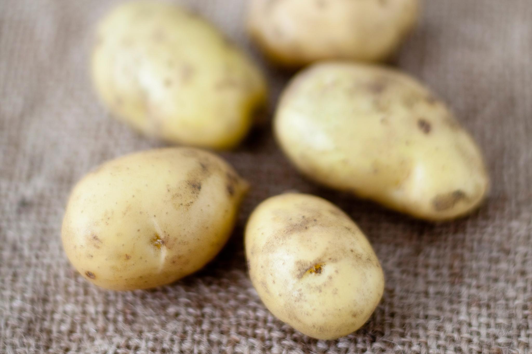 Potato types explained