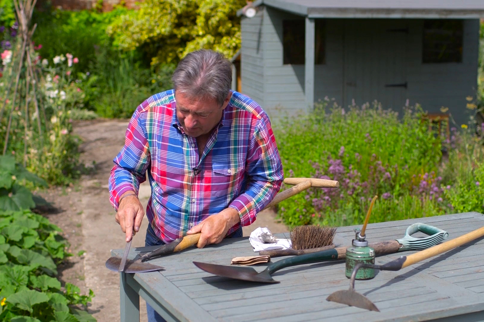 Home Garden Zeitschrift gardeners magazine gardenersworld com