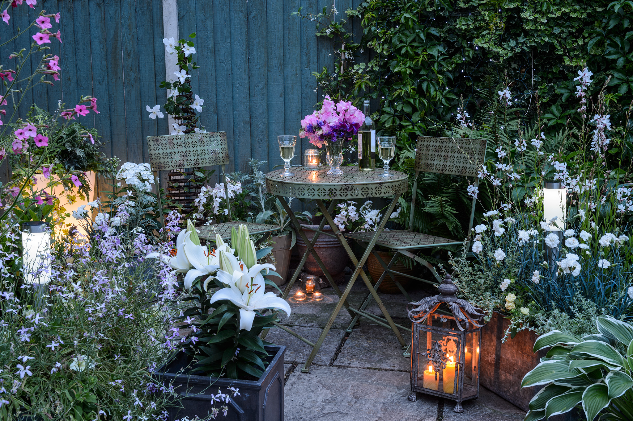 Tips for Creating a Night Garden