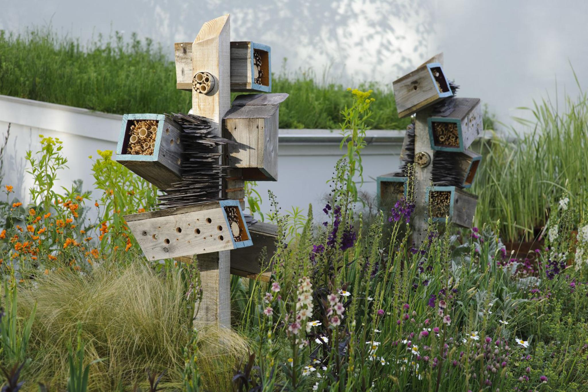 Secret Garden: Nine Bee Hotel Ideas (In Pictures)