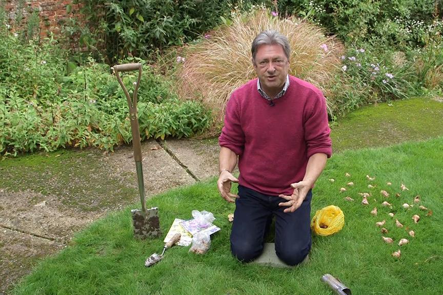 Alan Titchmarsh gardenersworldcom 3