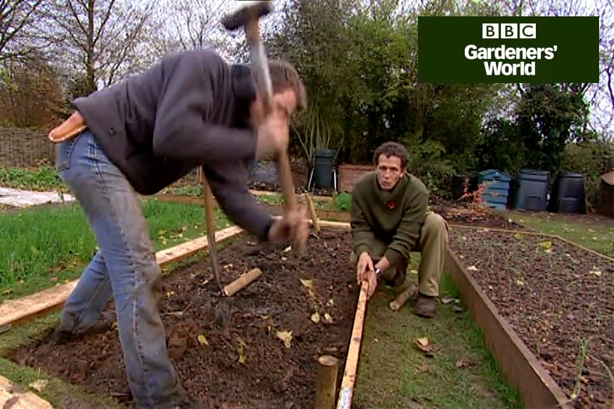 How to build a raised bed video