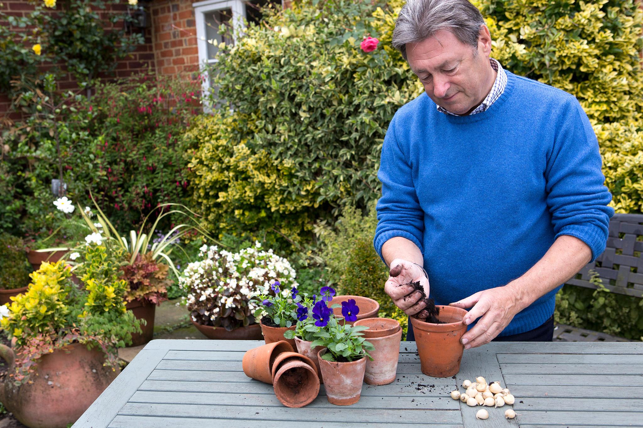 Alan Titchmarsh gardenersworldcom