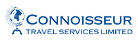 connoisseur travel logo