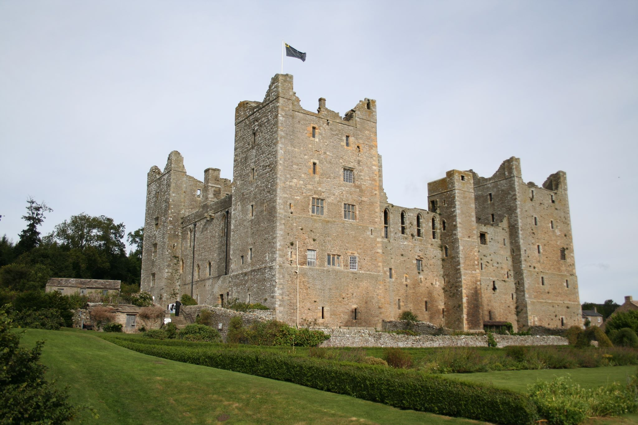 Bolton Castle and Gardens