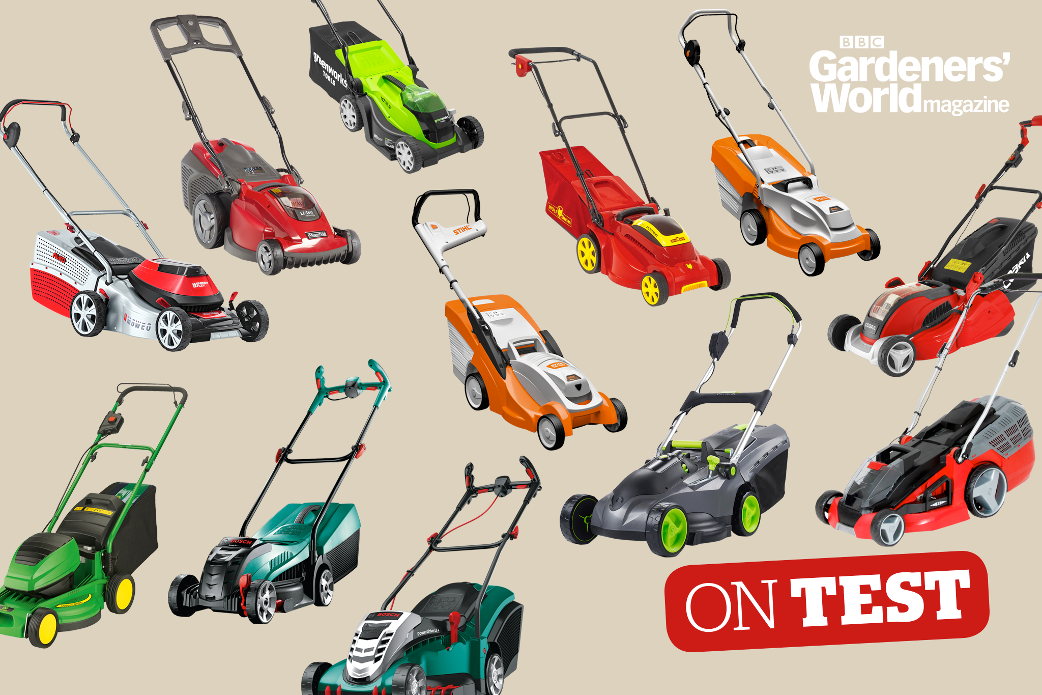 On Test - Cordless mowers (small to medium lawns)