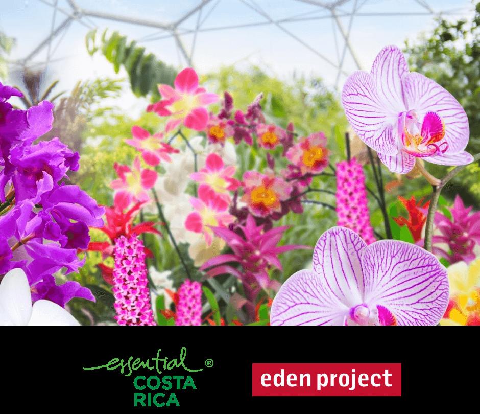 The Eden Project = Essential Costa Rica