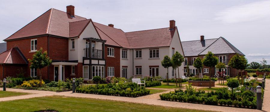 Inspired Villages retirement complex
