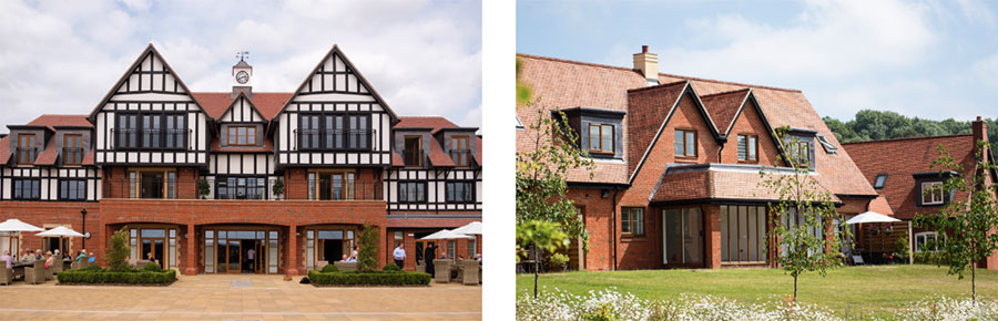 Two Inspired Villages' retirement homes