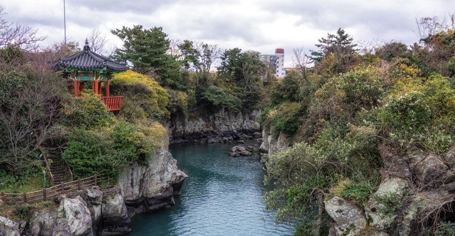 Yongyeon Pond
