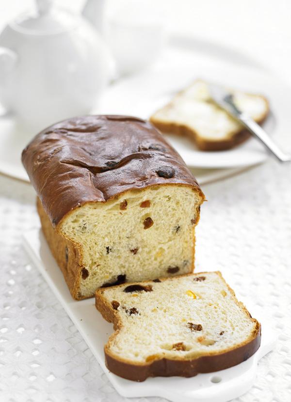 Easy Tea Cake Recipe