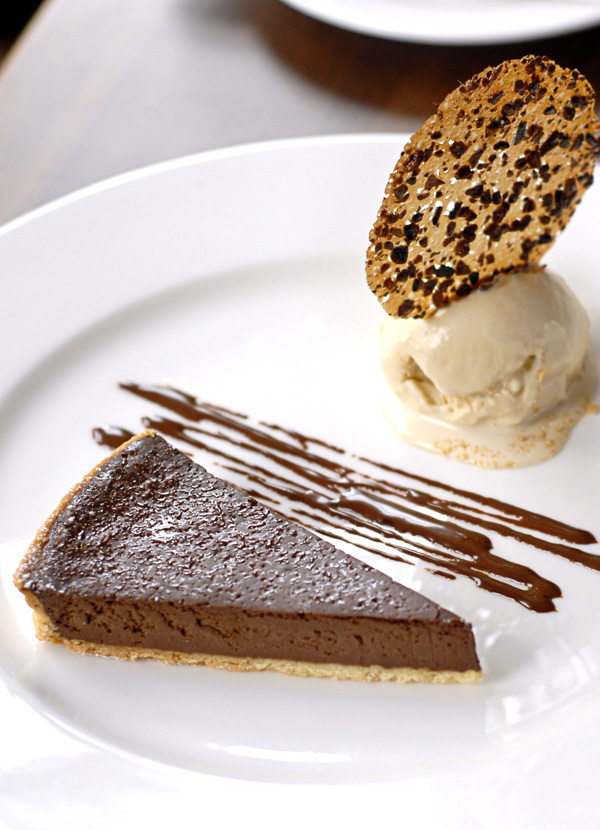 Chocolate Tart Recipe With Baileys Ice Cream