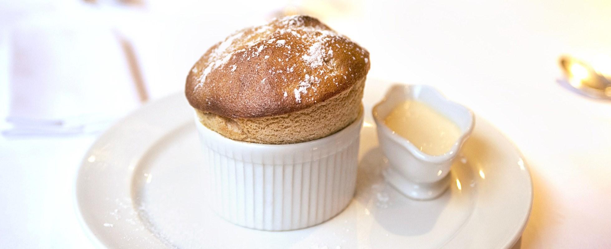 Prune and Armagnac Soufflé Recipe