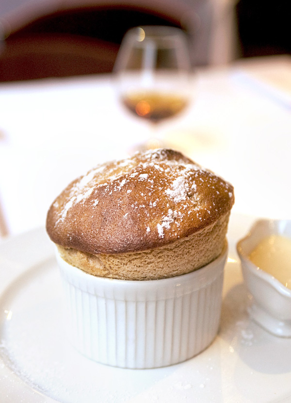 Prune and Armagnac Soufflé Recipe