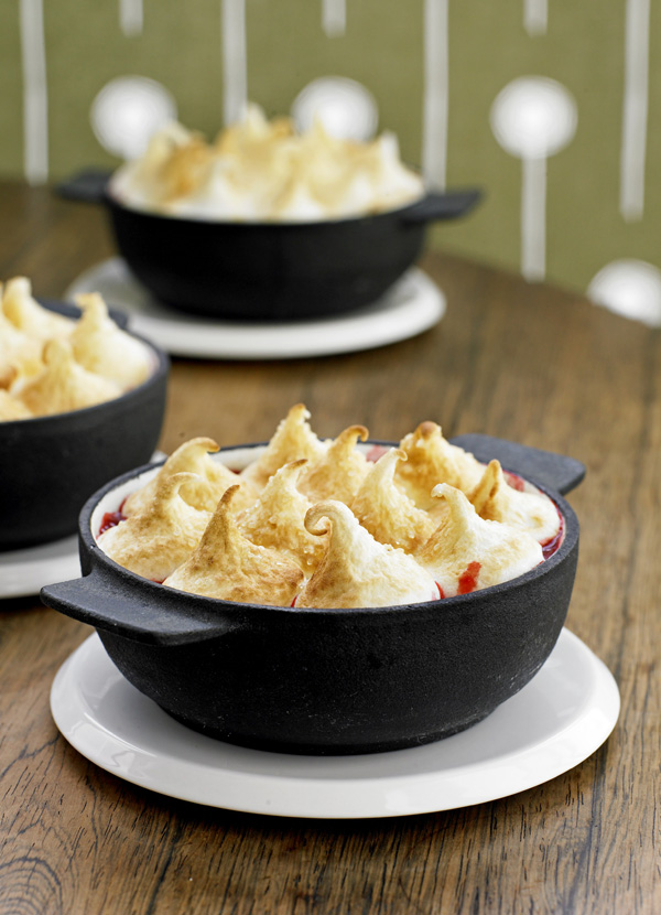 Little Queen of Puddings Recipe