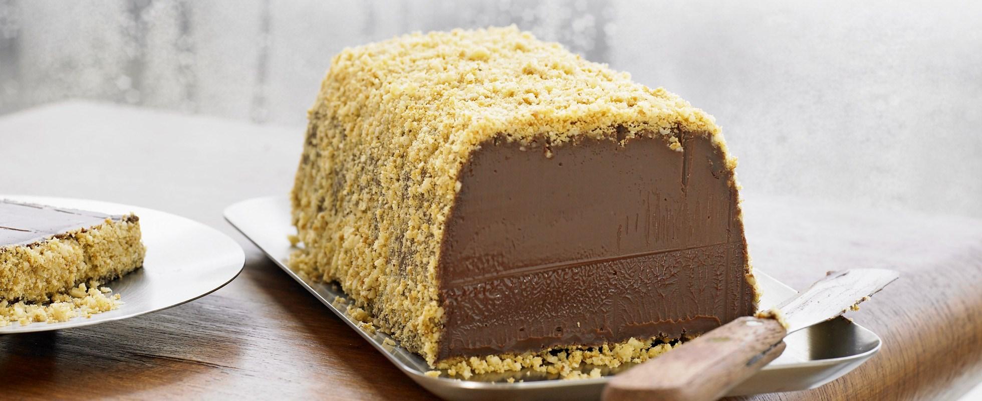 Italian hazelnut and Chocolate Torte Recipe