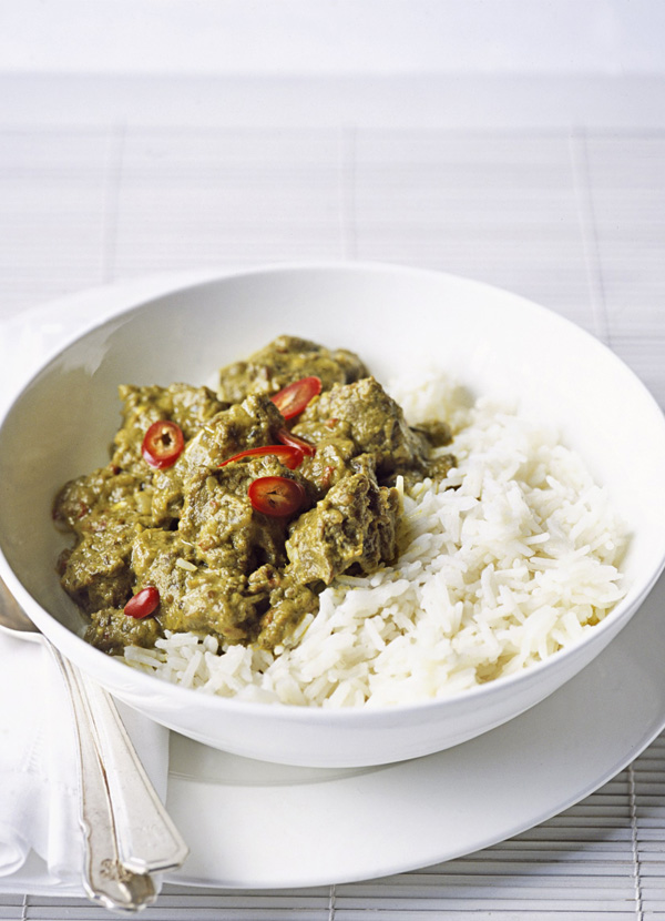 Easy Beef Rendang Recipe