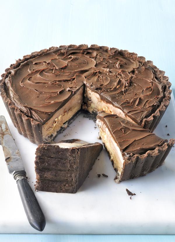 Mississippi Mud Pie Recipe Olive Magazine