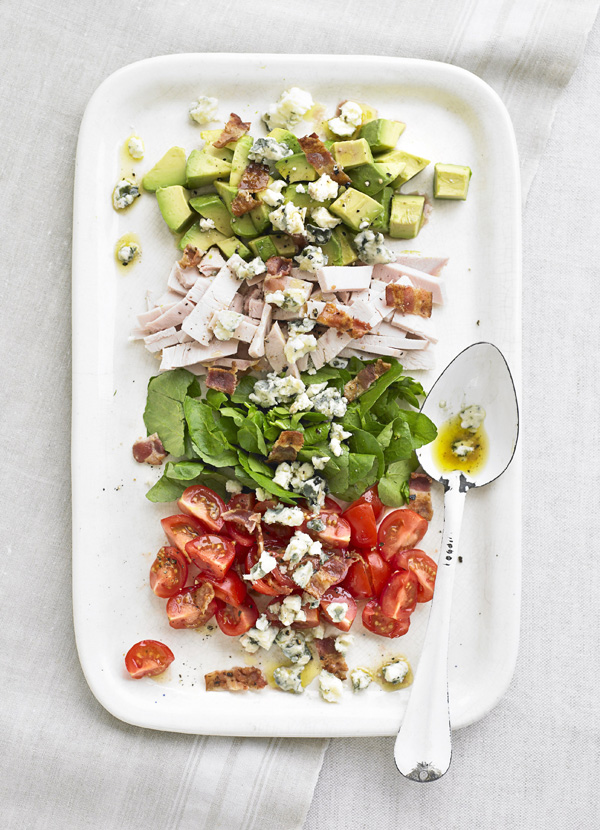 Cobb Salad Recipe With Turkey and Avocado