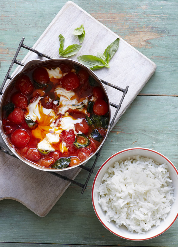 Tomato and Basil Recipe