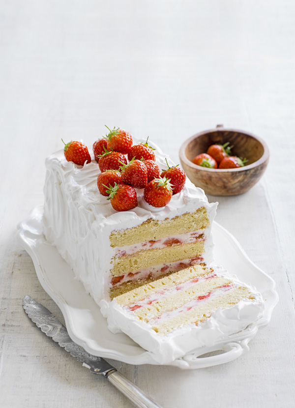 Italian Cake Recipes With Glace Cherries
