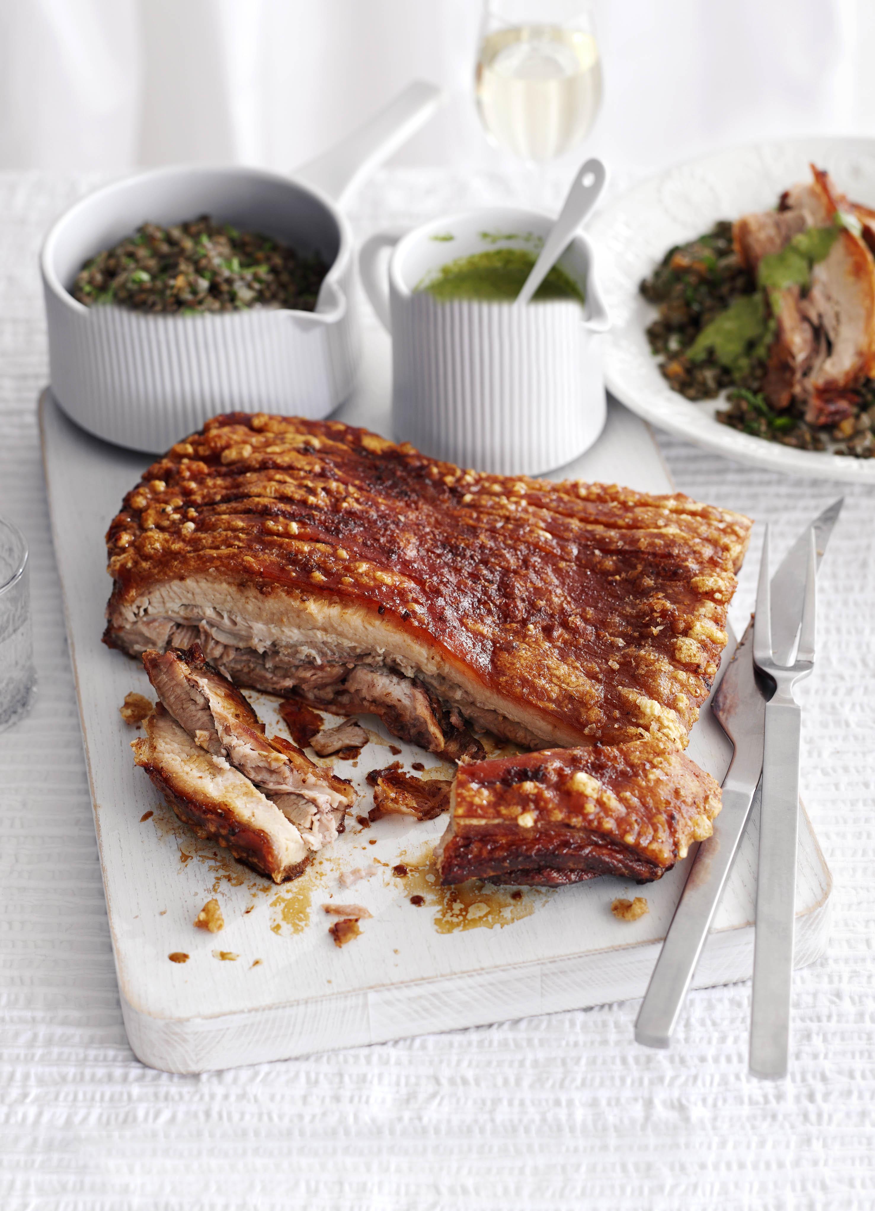 Pork scratchings recipe oven
