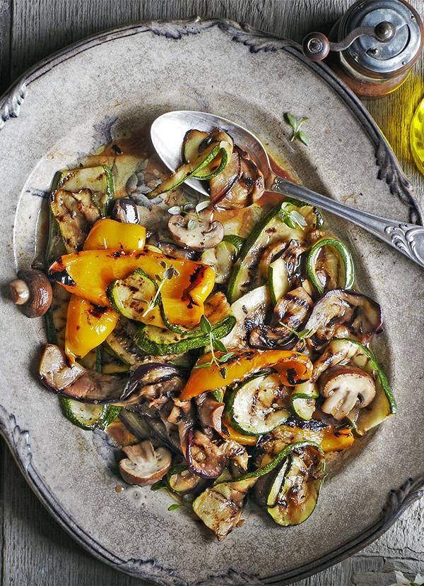 Vegetarian Antipasti Recipe