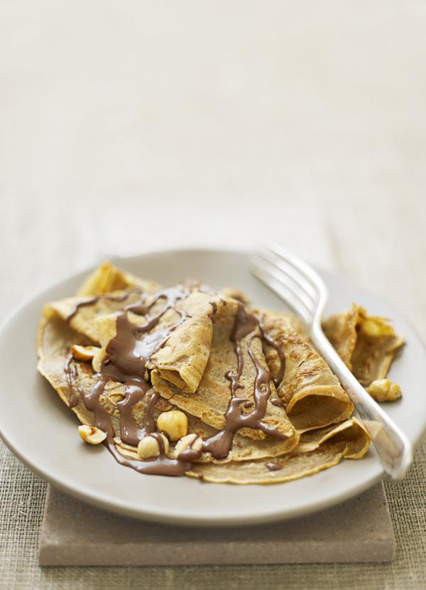 Easy Pancake Recipe with Espresso