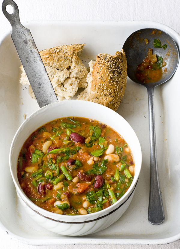 Green Bean Casserole Recipe with Three Beans