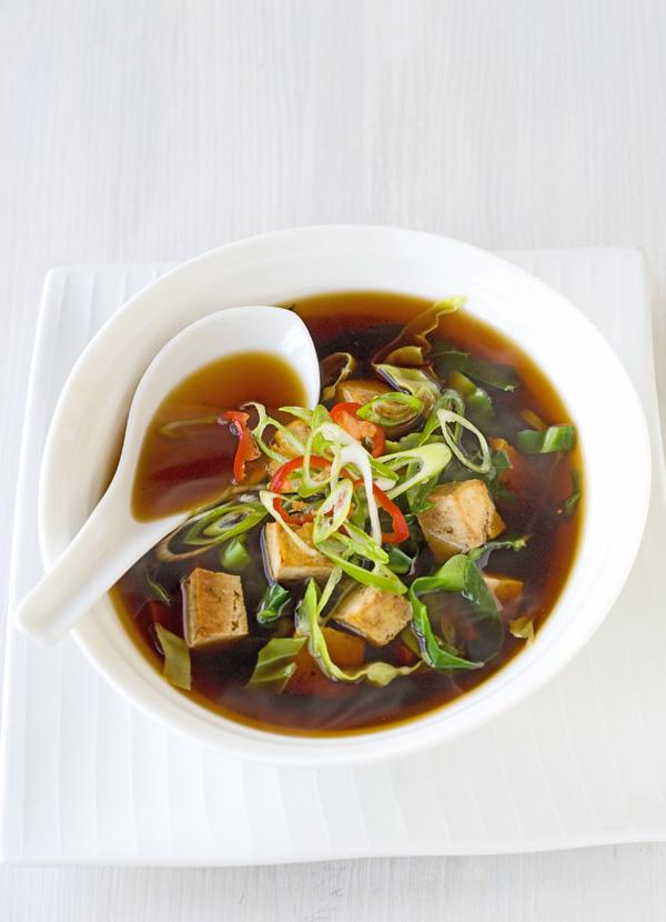 how to make flavoured tofu