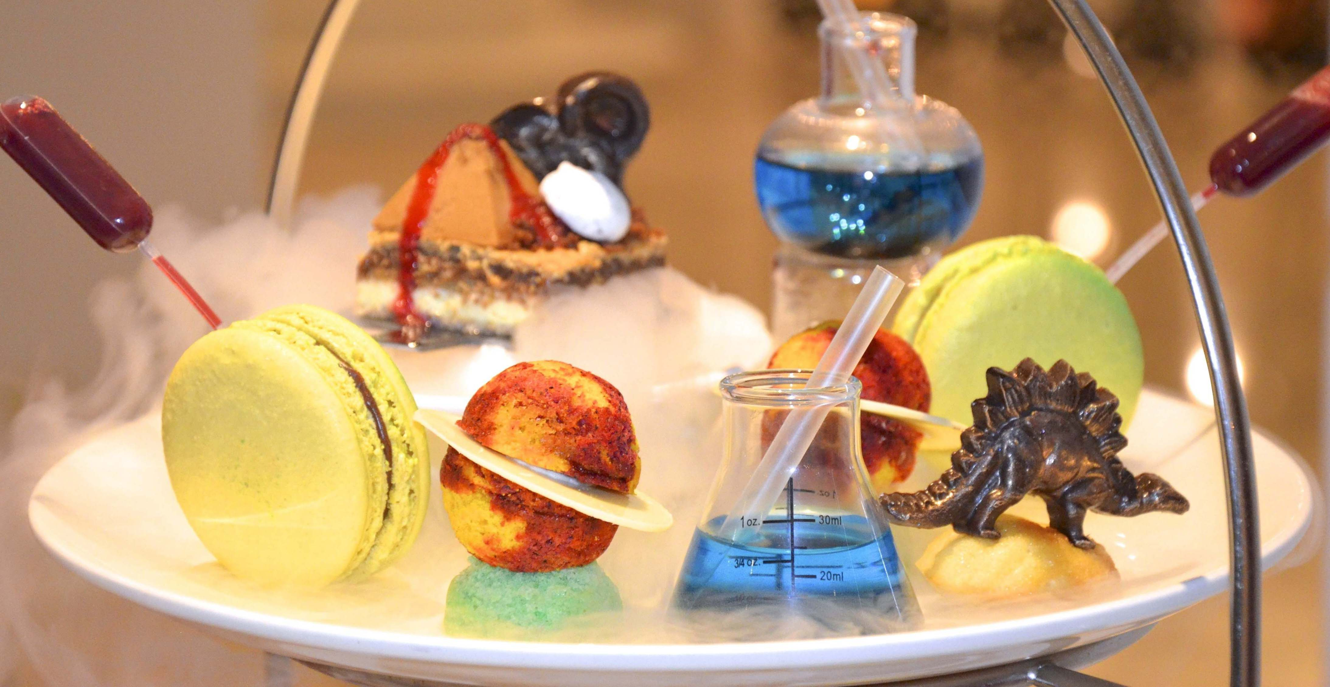 Afternoon tea review: The Ampersand Hotel, London