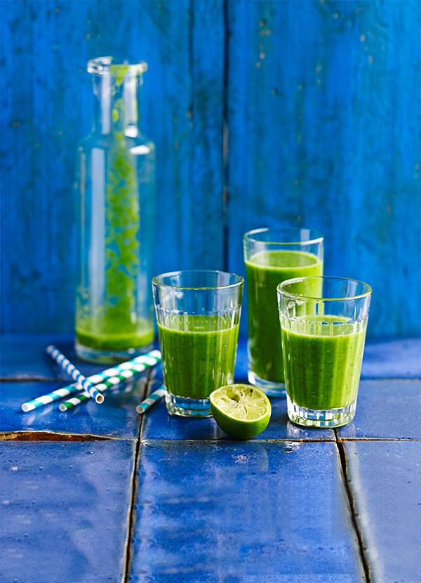 Supergreen smoothie