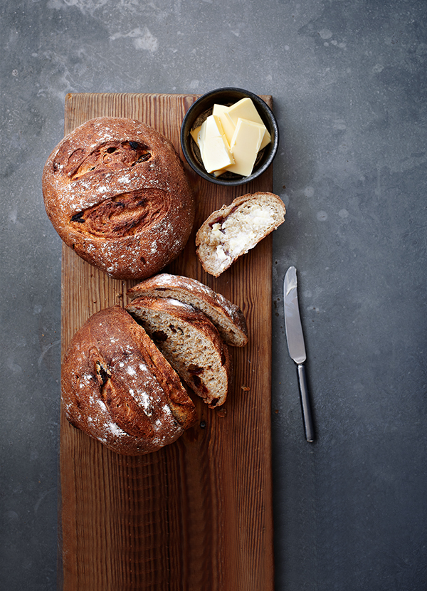 Rye Bread Recipe With Dates