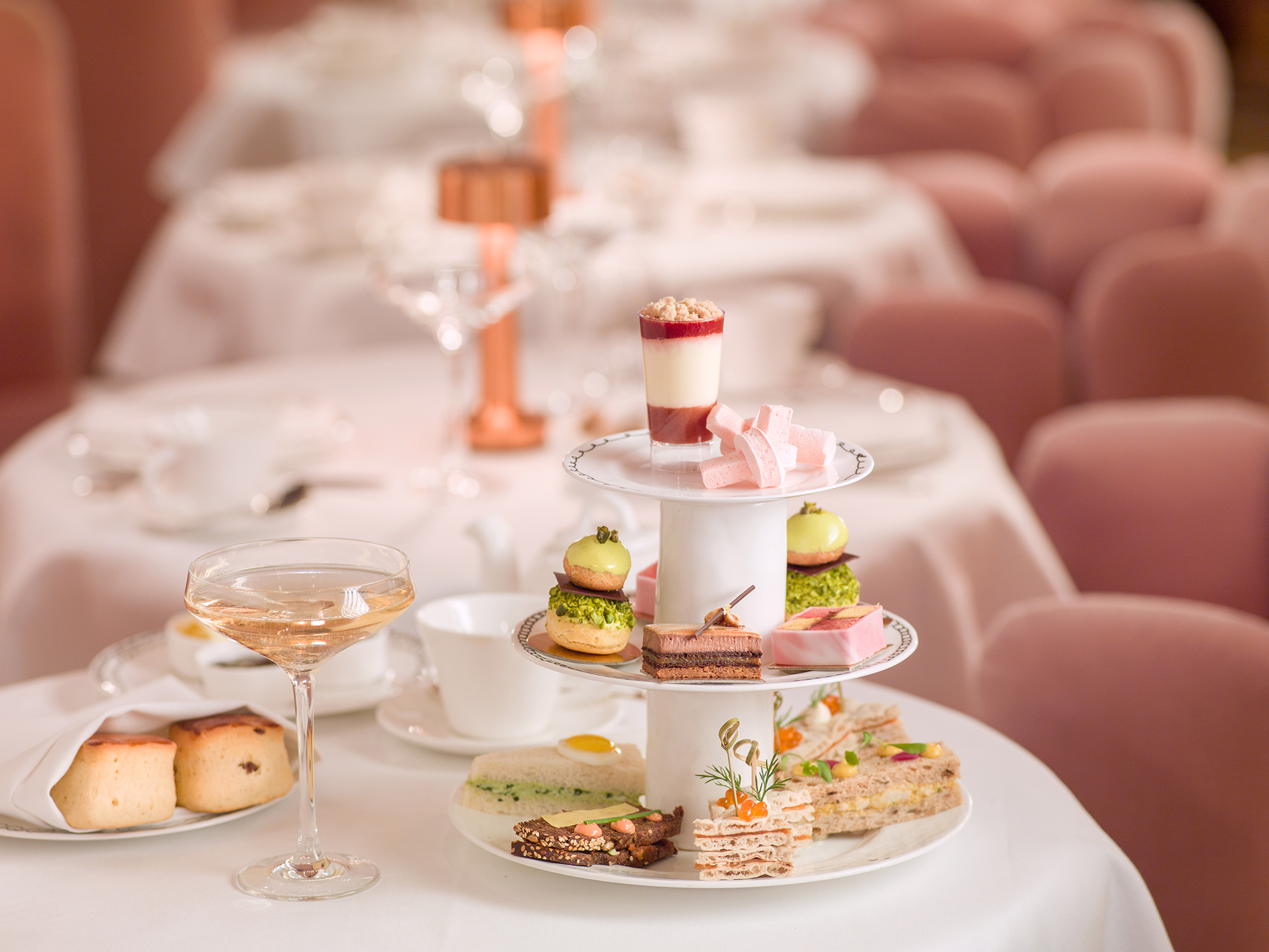 Afternoon Tea In London Best 28 Tea Rooms And Hotels To Visit In 2018 - Olive Magazine