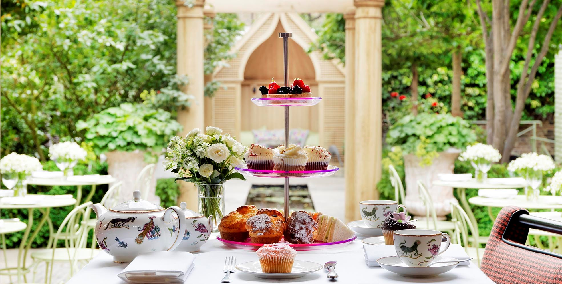 Best afternoon teas in London - Number 16