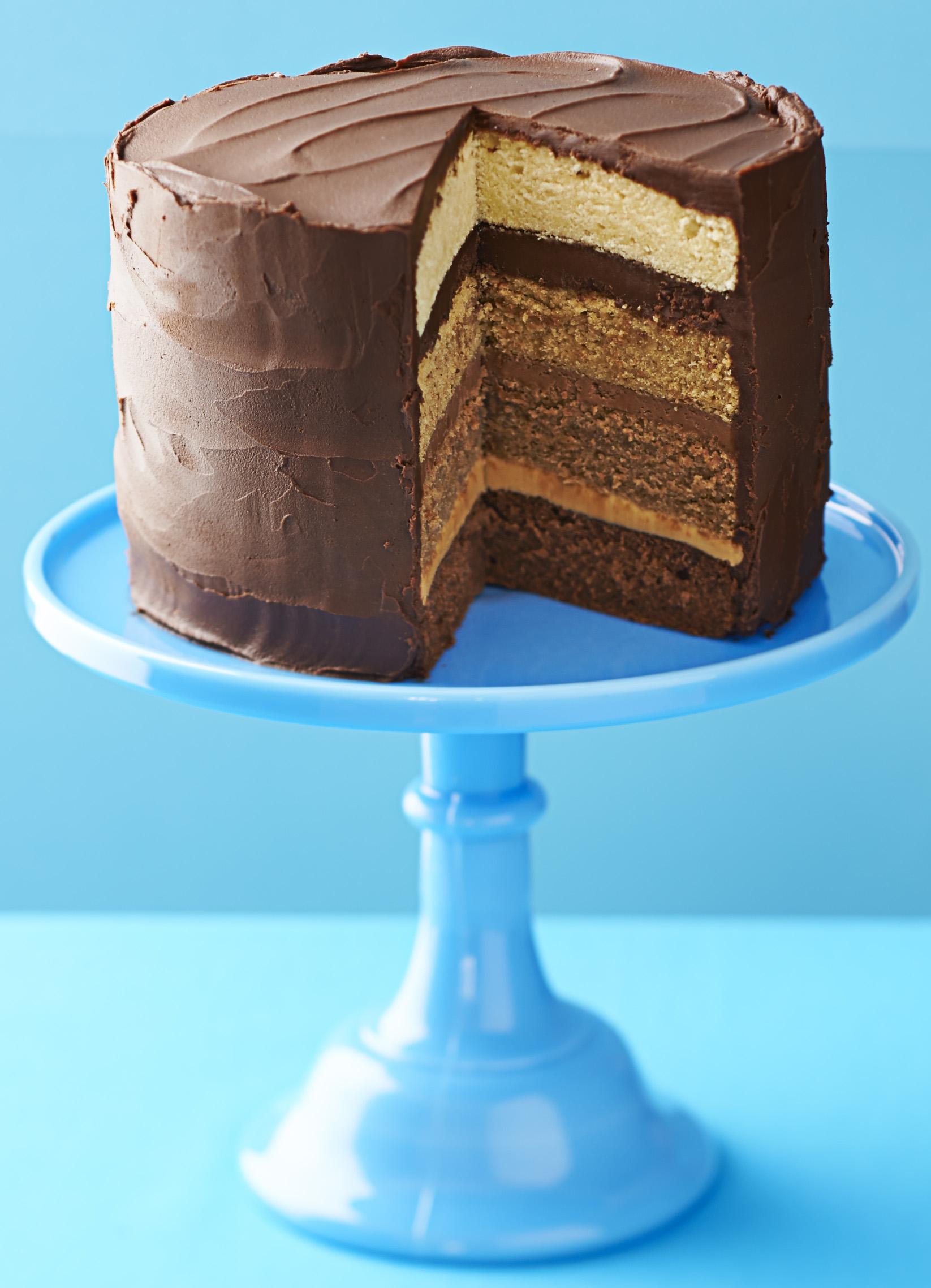 Best Ever Chocolate Cake Recipe