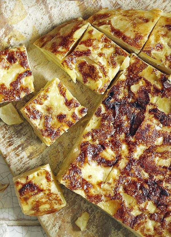 Classic Tortilla Recipe