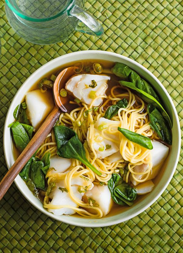 Spicy Fish Soup Recipe