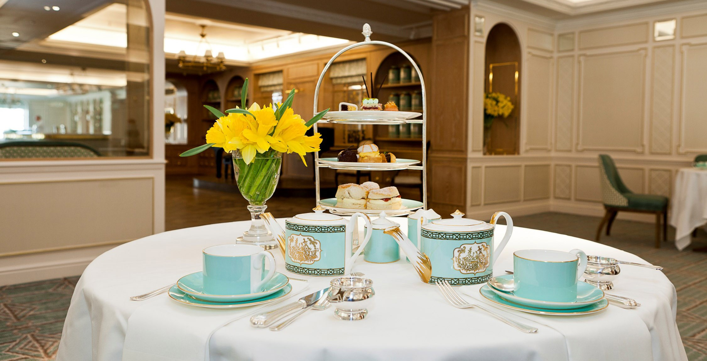 Afternoon Tea In London Best 28 Tea Rooms And Hotels To