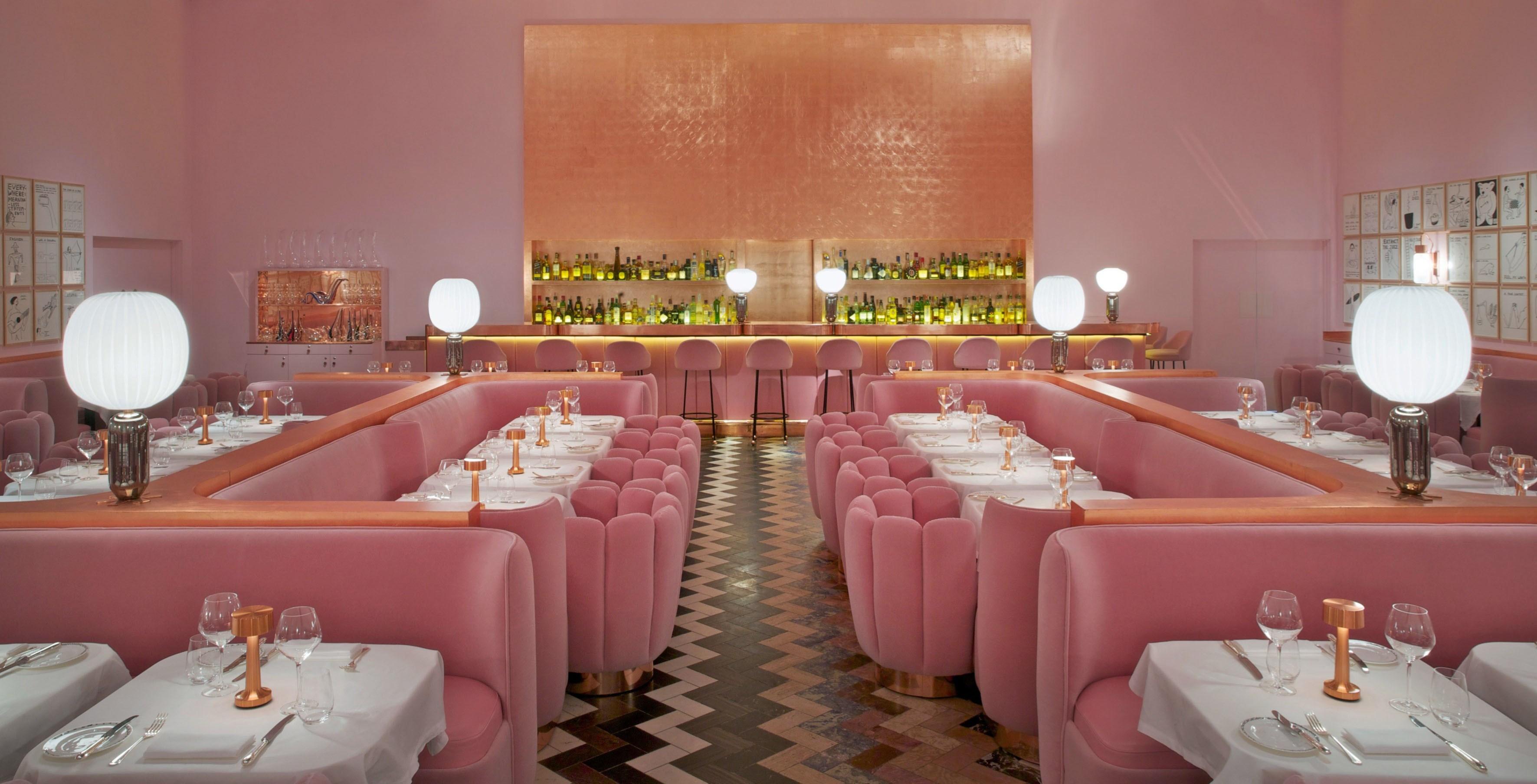 Best Restaurants near Oxford Street for Shopping