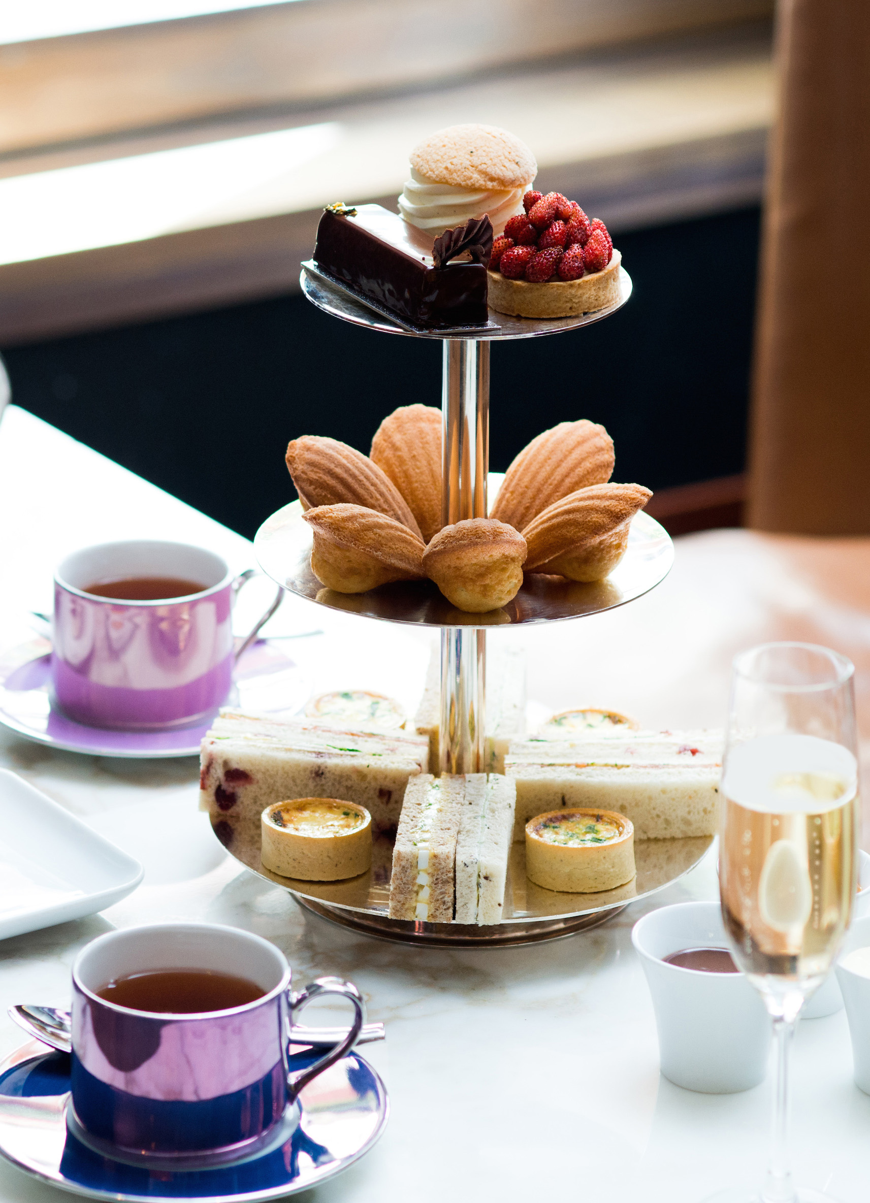 Afternoon Tea In London Best 25 Tea Rooms And Hotels To