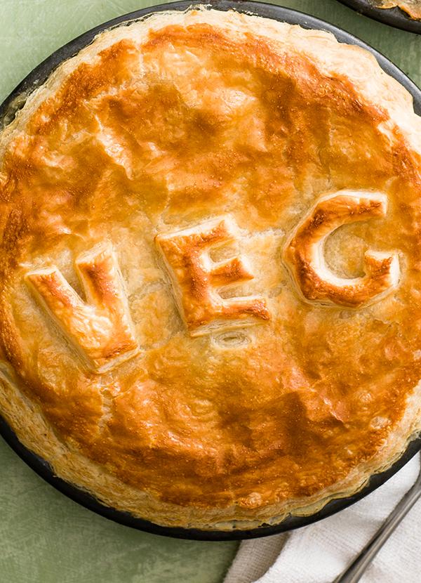 Easy Vegetarian Pie Recipes
