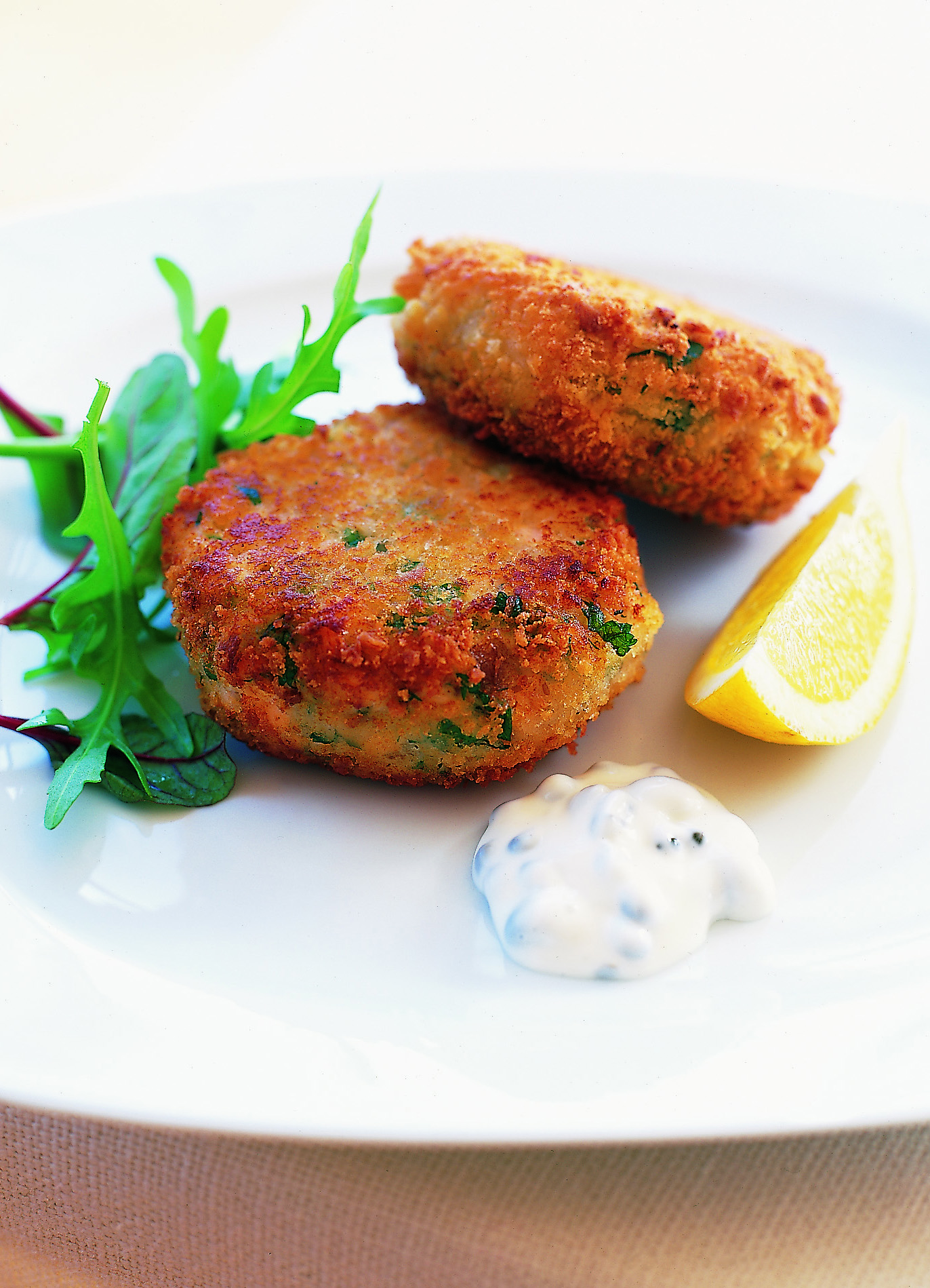Thai Fish Cakes Nutritional Information